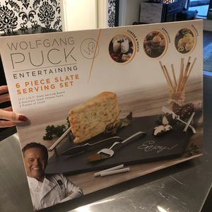 Wolfgang Puck Slate Chalk Serving Tray *NWT for Sale in Seattle, WA