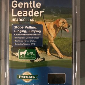 Gentle Leader Dog Harness For Large Dogs for Sale in Naperville, IL