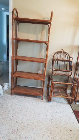 Rataan furniture for Sale in Wimauma, FL