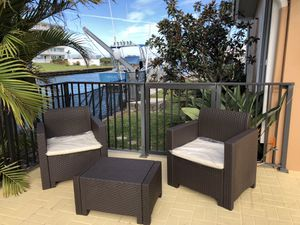 NEW Furniture / Patio furniture / outdoor furniture/ Muebles de patio /patio set /conversation set for Sale in Miami, FL