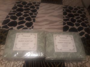 Queen sheet set for Sale in Hawthorne, CA