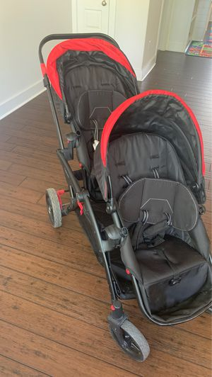 Double Contours Options Stroller for Sale in Farmville, VA