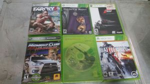 XBOX 360 GAMES LOT for Sale in San Diego, CA
