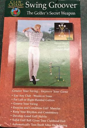 Golf Swing Trainer by Club Champ for Sale in Lorton, VA