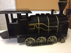 Mailbox steam locomotive style for Sale in Naugatuck, CT