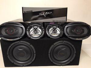 Car Audio Subwoofers for Sale in Chula Vista, CA