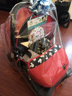 Car seat brand new Mickey Mouse for Sale in Los Angeles, CA