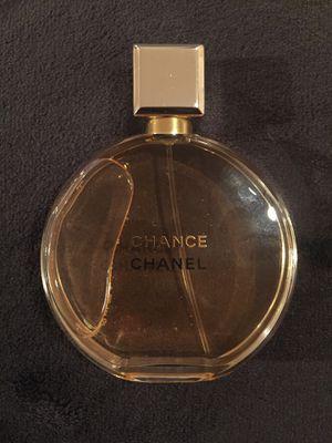 New! Chanel Chance eau de parfum 3.4 fl oz for Sale in Portland, OR