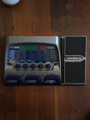 Digitech multieffect unit and pedal guitar effect effects for Sale in Los Angeles, CA