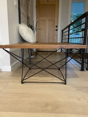 West elm coffee table for Sale in Sherwood, OR