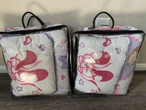 Twin ballerina comforter for Sale in Spring, TX