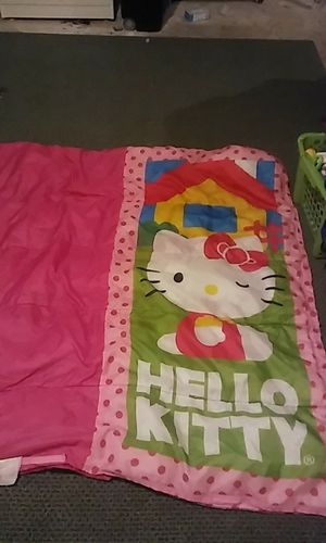Hello Kitty sleeping bag for Sale in Naugatuck, CT