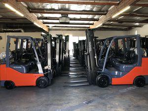 Toyota Forklifts For Sale for Sale in La Verne, CA