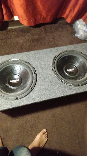 "Logic sound lab pro serious 12"" for Sale in East St. Louis, IL"