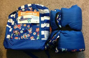 2 Piece CRCKT Kids Backpack/50 Degree Sleeping Bag. for Sale in Palmdale, CA