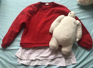 ZARA Girls Red Sweatshirt for Sale in Vienna, VA