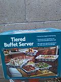 Brand New Tiered Buffet Server for Sale in Albuquerque,  NM