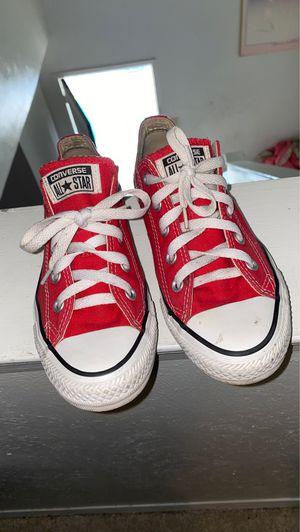 Red Converse for Sale in Dallas, TX
