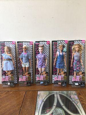 Barbies fashionista for Sale in Corona, CA