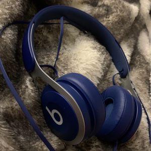 blue Beats headphones for Sale in Buffalo, NY