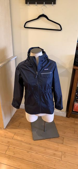New Patagonia torrent shell jacket girl for Sale in San Francisco, CA