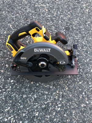 """Dewalt 60V Circular Saw 7 1/4"""" for Sale in Lynn, MA"""