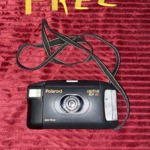 Free - Polaroid Captiva SLR SE Camera for Sale in Stockton, CA