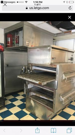 Middleby Marshall ps-360 WB for Sale in Caledonia, MI