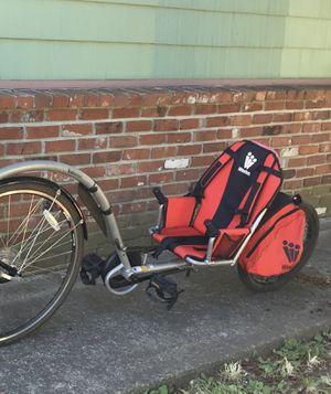 WeeHoo Bike Trailer for kids for Sale in Portland, OR