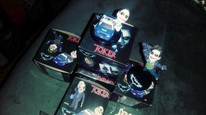 CLASSIC BATMAN JOKER FIGURES....STOCKING STUFFERS for Sale in Delair, NJ