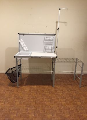 Coleman Pack-Away Deluxe Kitchen for Sale in Gaithersburg, MD