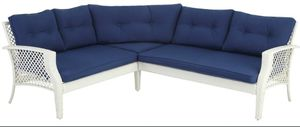 New outdoor patio furniture sectional sofa seating set tax included for Sale in Hayward, CA