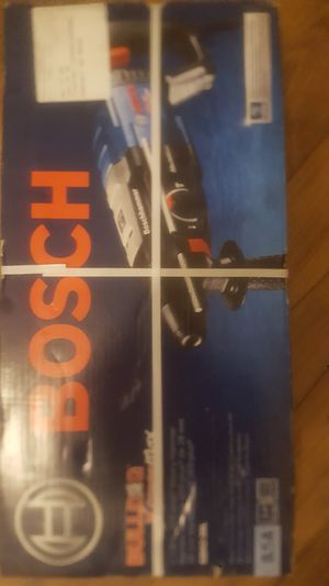 """Bosch 1 1/8"""" add plus rotary hammer brand new for Sale in Federal Way, WA"""