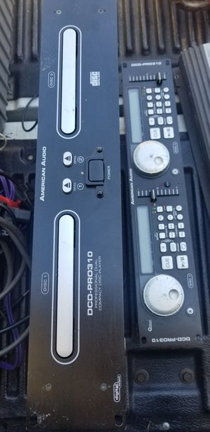 American audio pro 310 for Sale in Oakdale, CA