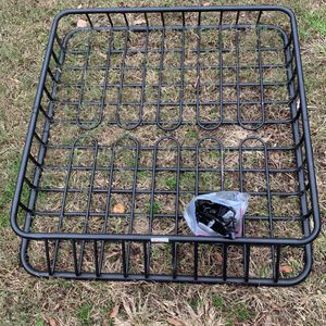 Rage Powersport Black Widow Roof Cargo Baskets RB-DLX-V2 for Sale in Portsmouth, VA