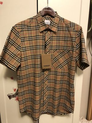 Burberry classic dress shirt for Sale in San Leandro, CA