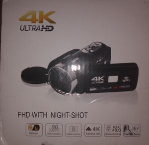 ** HD CAMERA AND VIDEO CAMERA ** for Sale in Hiram, GA
