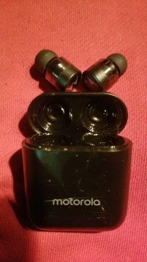 Motorola wireless earbuds for Sale in Bakersfield, CA