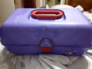 Large purple caboodle for Sale in Knightdale, NC