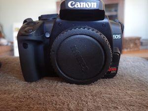 Canon EOS Rebel Xti digital camera plus accessories for Sale in Denver, CO