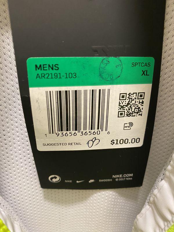 Nike WindRunner Hooded Jacket Size XL