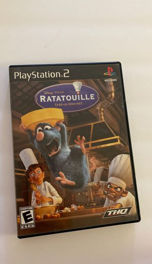 Ratatouille PS2 $8 for Sale in Los Angeles, CA