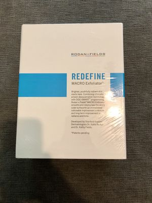 NIB Rodan Fields Macro Exfoliator for Sale in Katy, TX