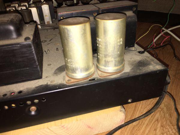 Bogen SRB 40 Tube Stereo Tuner Amplifier