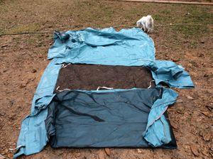 Add a room screen porch for a camper for Sale in Dunnellon, FL