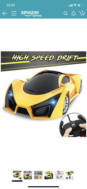 KULARIWORLD Remote Control Car, Drift RC Cars Toys for Kids,1/16 Scale 10KMH High Speed Super Vehicle, Racing Hobby with Led Lights,Best XHobby with for Sale in Brooklyn, NY