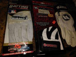 Baseball gloves for Sale in Eastman, GA