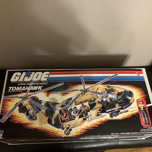 GI JOE Tomahawk plane for Sale in Fall River, MA
