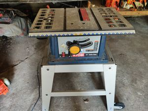 Ryobi table saw for Sale in Cleveland, OH