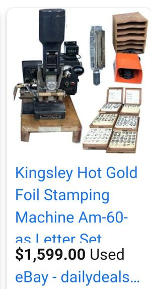Kingsley Hot Gold for Sale in New Britain, CT